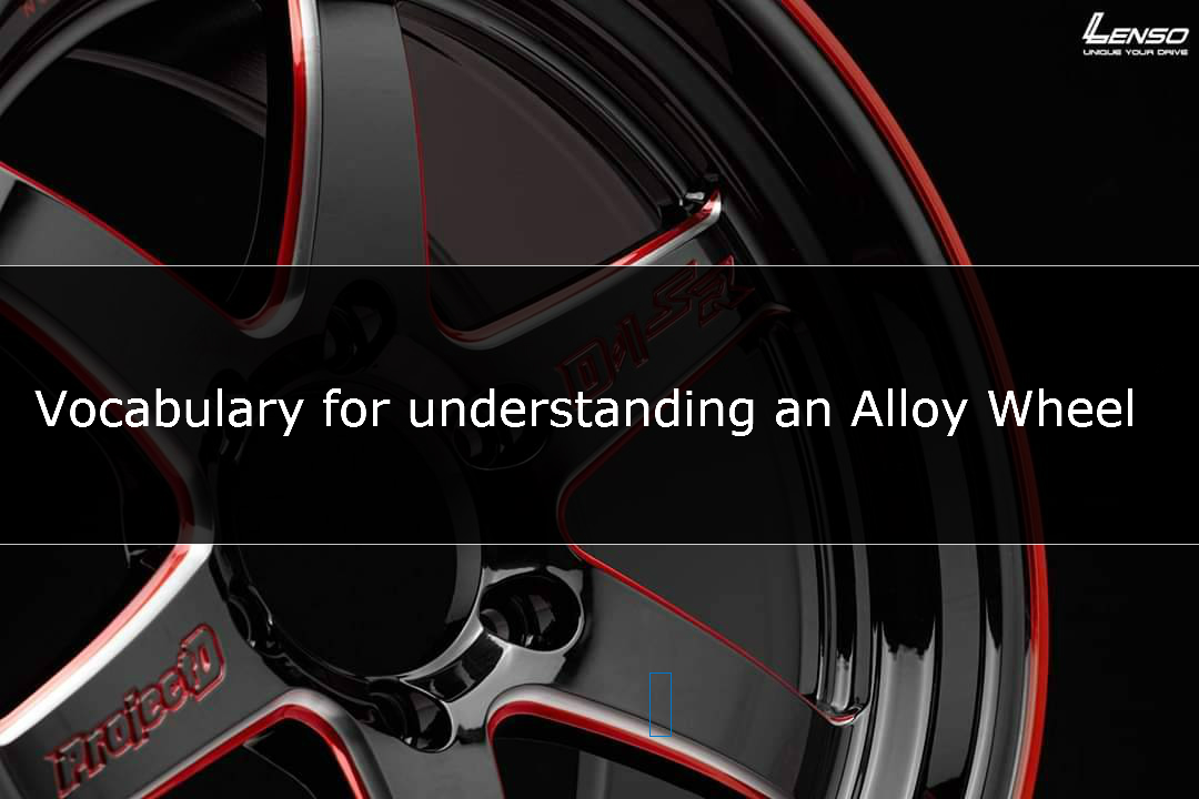 Vocabulary for understanding an Alloy Wheel
